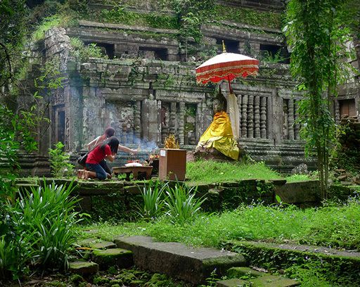 When is the best time to visit Laos - February