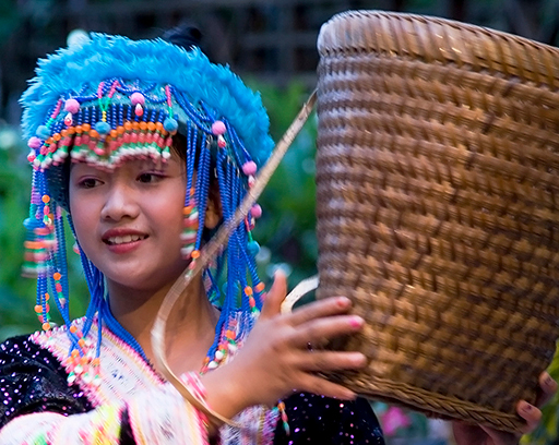 When is the best time to visit Laos - May