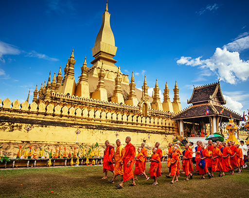 When is the best time to visit Laos - November