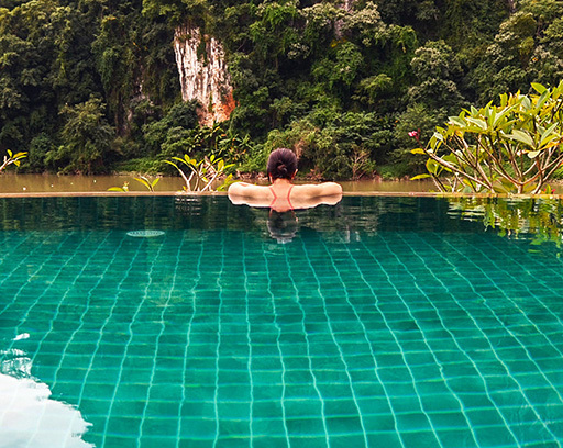 When is the best time to visit Laos - October