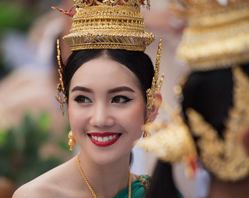 When is the best time to visit Thailand - April