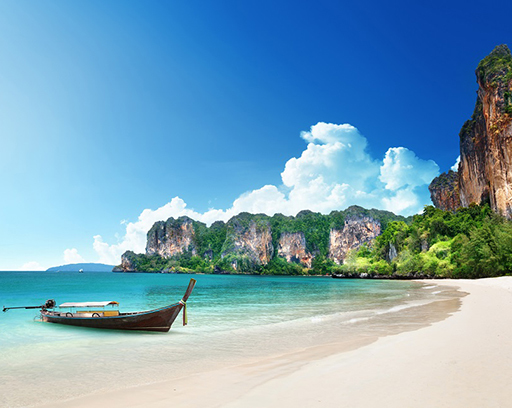 When is the best time to visit Thailand - February