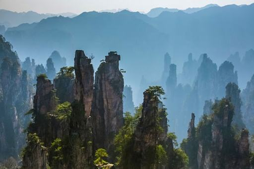 Zhangjiajie National Park Exploration